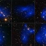 """Ученые выяснили, что темная материя является еще более """"Темной"""" и странной, нежели считалось ранее."""