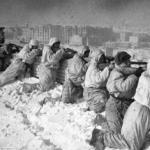 Из писем гитлеровского солдата Эриха Отта, отправленных из Сталинграда.