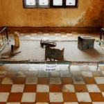 Музей геноцида Tuol Sleng.
