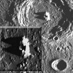 Удивительные кратеры Меркурия.