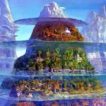 Священная гора меру: дом богов и центр вселенной.