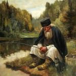Таинственный свиток монаха Поликарпа.