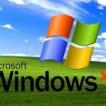 Обновления возвращаются Windows XP.