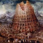 Зиккурат этеменанки, или что такое вавилонская башня.