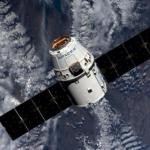 Космический корабль Cargo Dragon в тихом океане приводнился.