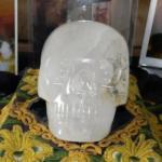 Хрустальный череп по имени Макс.
