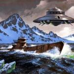 Страшные тайны секретной военной базы третьего рейха в Антарктиде.
