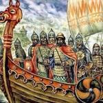 Призраки викингов бродят по руси.