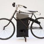 Паровой велосипед сильвестра Гордона ропера.