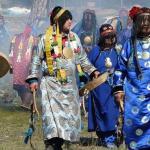 Шаманизм на Ольхоне (озеро Байкал.