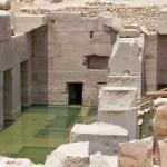Храм осириса - высокие технологии прошлого.