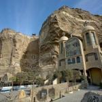 Гора муккатам: пещерный храм напротив пирамид.