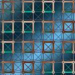 Физики впервые фононный квадрупольный топологический изолятор изготовили.