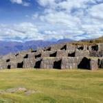 Саксайуаман - могущественная крепость инков.