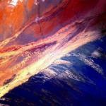 Фото дня.  Снимки южной америки из космоса от астронавта скотта келли.