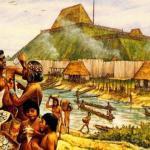 Курганы кахокии - загадка миссисипской культуры.