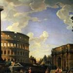 Загадки древнего Рима и необъяснимые небесные.