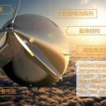 В небо поднимается крупнейшее воздушное судно Китая.