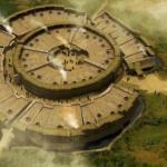 Аркаим. Это древнее поселение, расположенное на юге челябинской области, называют самым загадочным археологическим памятником России.
