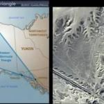 """""""Бермудский Треугольник"""" аляски скрывает древнейшую пирамиду."""