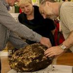 В Ирландии нашли съедобное масло возрастом 2000 лет.
