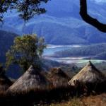 Таинственное озеро фундудзи.