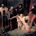 В 1339 году, по настоянию своего отца, будущий король Дон Педру I женился на констансе кастильской, королеве кастилии.