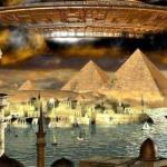 Наша цивилизация на Земле пятая по счёту.