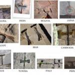 9 самых удивительных совпадений древних цивилизаций.