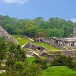 Древний паленке. Паленке - пожалуй, самый известный из древних городов Майя.