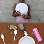 Фотопроект дети из трущоб и их любимые игрушки.