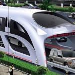 В Китае разработан электрический суперавтобус.