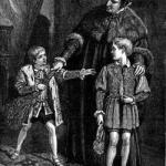 """Выражение """"Мальчик для Битья"""" появилось от названия реальной должности, учрежденной при английском королевском дворе в XV - XVI веках."""