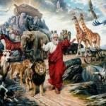 Почему до всемирного потопа люди дольше жили?