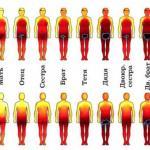 Составлена карта частей тела, к которым можно и нельзя притрагиваться у разных людей.