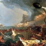 Александрийская библиотека.   Александрийская библиотека одной из крупнейших в античном мире была.