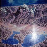Озеро манасаровар - еще одна неразгаданная тайна тибета.
