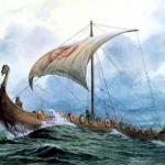 * Как викинги в океане ориентировались?
