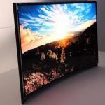 Samsung патентует телевизор, способный самостоятельно сгибаться.