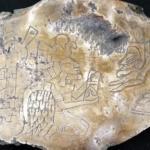 """Археолог древние камни с изображениями """"Представителей Инопланетных Цивилизаций представил""""."""