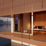 Новый плавающий дом для настоящих ценителей роскоши.