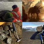 Невероятное открытие: в Антарктиде жили динозавры.