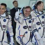 Астронавты наса прекрасно относятся к российским коллегам.