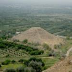 Пирамида в Армении.  Ezomir.