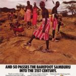 Какой ляп допустила компания Nike, снимая рекламу кроссовок с участием африканского племени?