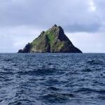 Монастырь в ирландском море.