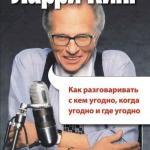 """Аудиокнига """"Как Разговаривать с кем Угодно, Когда Угодно и где Угодно"""" от Ларри кинга."""