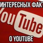 i 20 интересных фактов о Youtube.