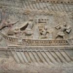 Археологи размеры кораблей из флота Антония и Клеопатры оценили.