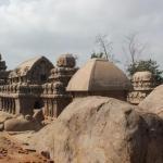Махабалипурам.  Махабалипурам - это самое уникальное, необыкновенное и исторически богатейшее место.